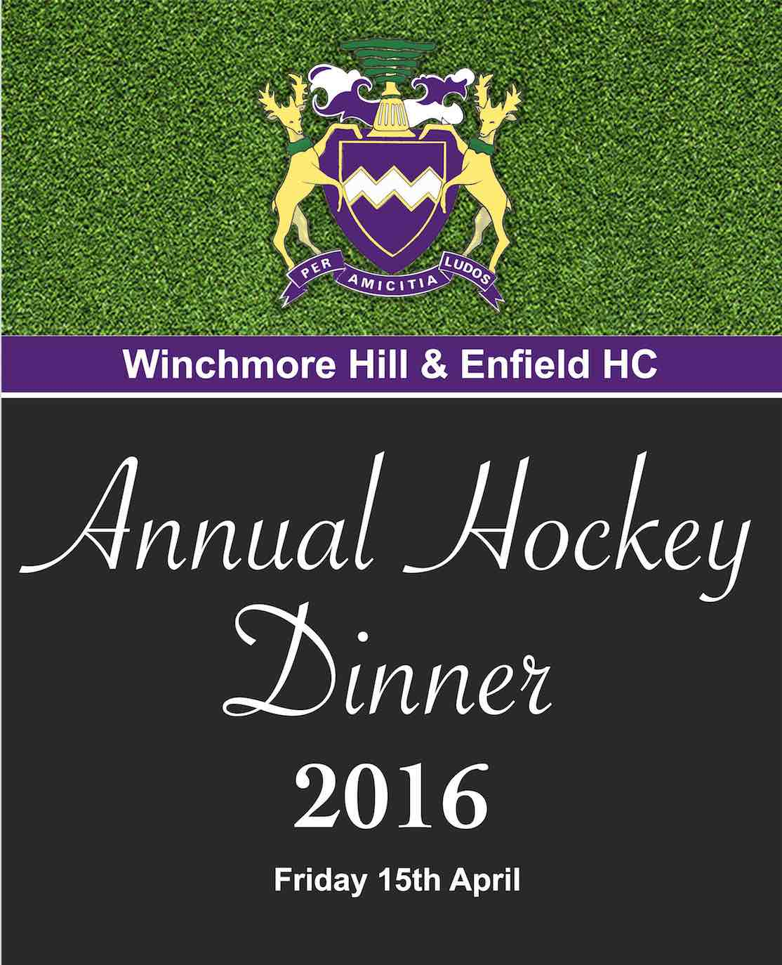 Annual hockey dinner screen shot