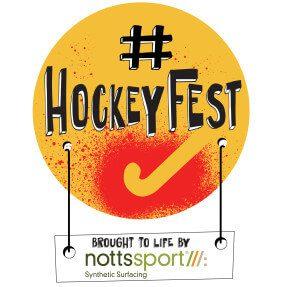 EH HockeyFest logo