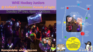 Parade of Light 2017 WHE Juniors