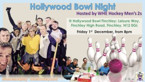 Hollywood Bowls Night WHE Mens 2s