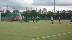 A near miss for the men's 1s